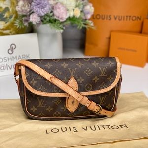 ✅Authentic ✅LOUIS VUITTON Crossbody PM Monogram